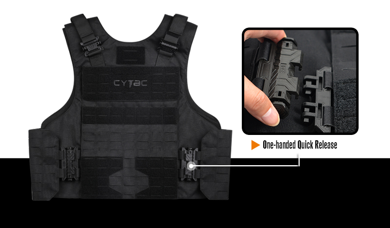 Tactical Plate Carrier  Cytac