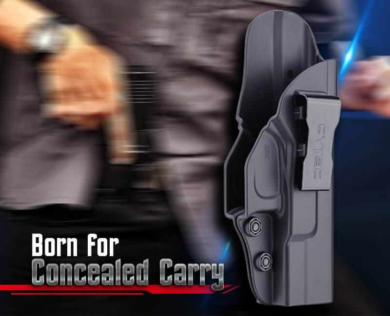 Cytac I-Mini-guard Holster