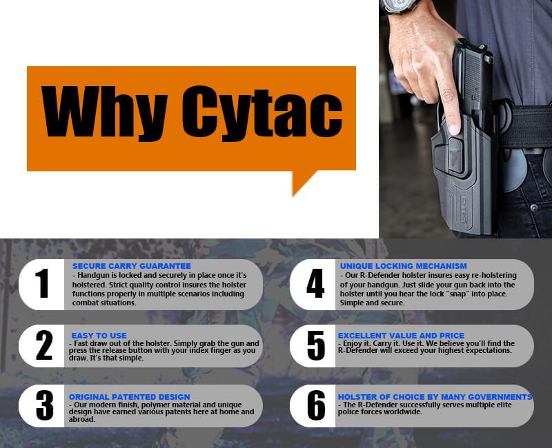 Why Cytac